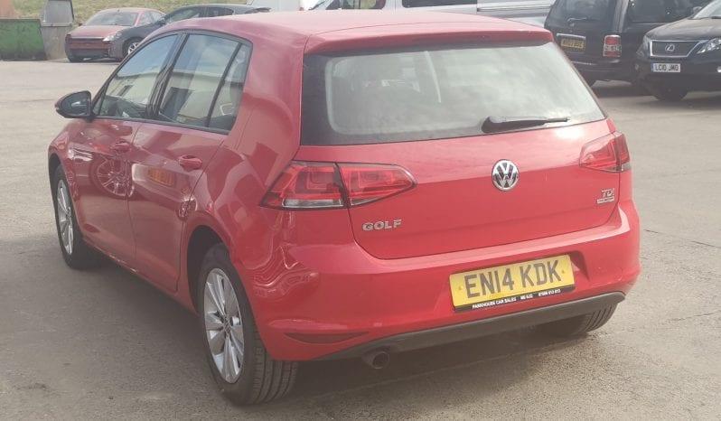 Volkswagen Golf 1.6 TDI BlueMotion Tech SE (s/s) 5dr full