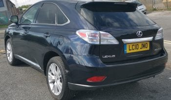 Lexus RX 450h 3.5 SE-L CVT 4×4 5dr full